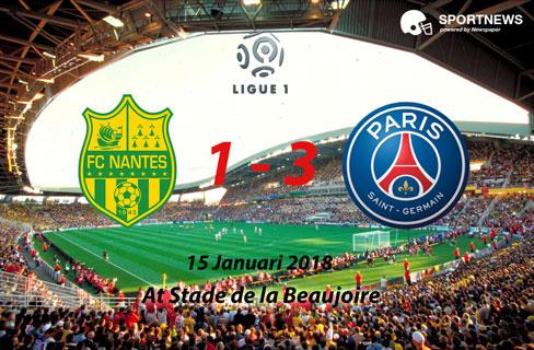 Nantes vs Paris Saint Germain