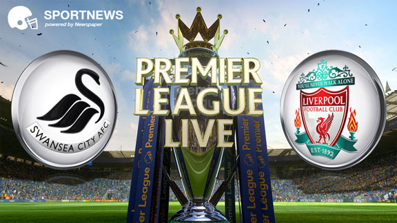Liverpool vs Swansea City 23 Januari 2018