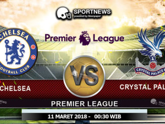 Chelsea vs Crystal Palace 11 Maret 2018