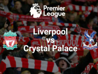 Crystal Palace vs Liverpool 31 Maret