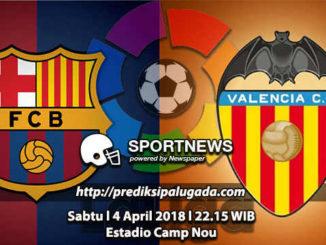 barcelona vs valencia 14 april - agen bola terpercaya