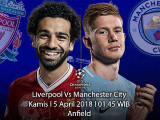 Liverpool vs Manchester City 05 April