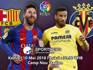 barcelona vs villarreal 10 mei - agen bola terpercaya