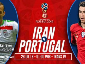 iran vs portugal - agen bola terpercaya