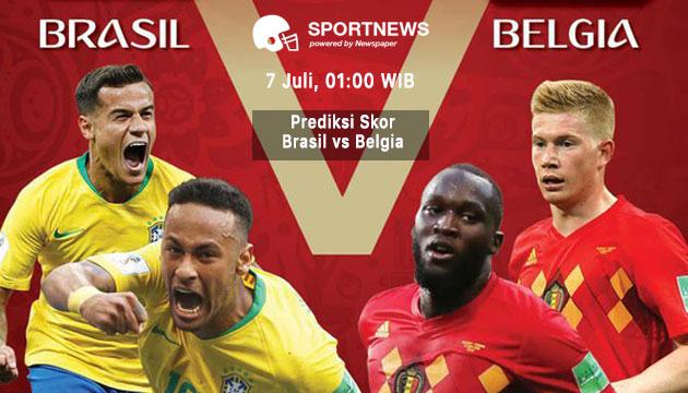brasil vs belgia - agen bola terpercaya