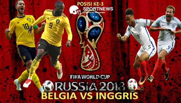 prediksi skor belgia vs inggris - agen bola terpercaya