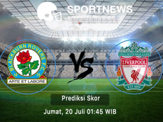 blackburn rovers vs liverpool 20 juli - agen bola terpercaya