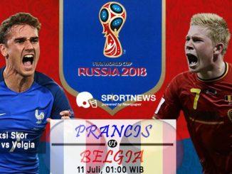prancis vs belgia - agen bola terpercaya