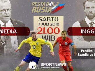 swedia vs inggris - agen bola terpercaya