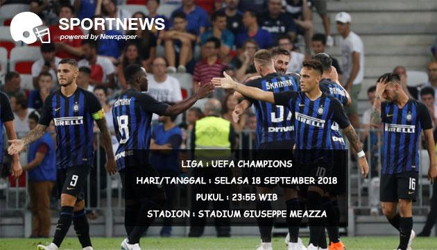 Prediksi Skor Inter Milan vs Tottenham Hotspur UEFA Champions - Agen Bola Terpercaya Palugadabet